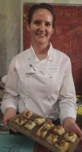 Louisa Greeff van Durbanville Hills The Eatery