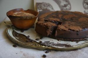 Die koek der koeke. Foto Samarie Smith in ons kookboek Huiskok Glanskok