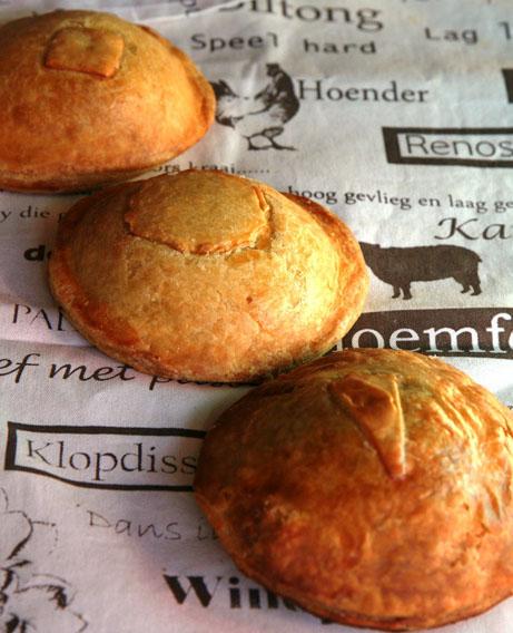 Korsies van pastei