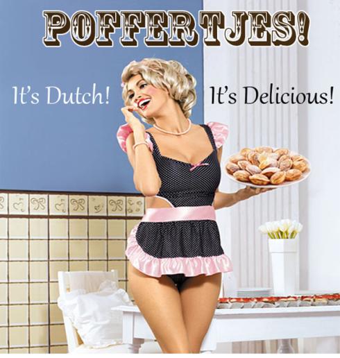 Pofferjes is 'n nasionale obsessie in Holland