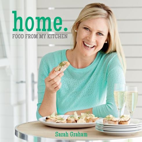Sarah Graham - die x-factor van hierdie lekker kookboek