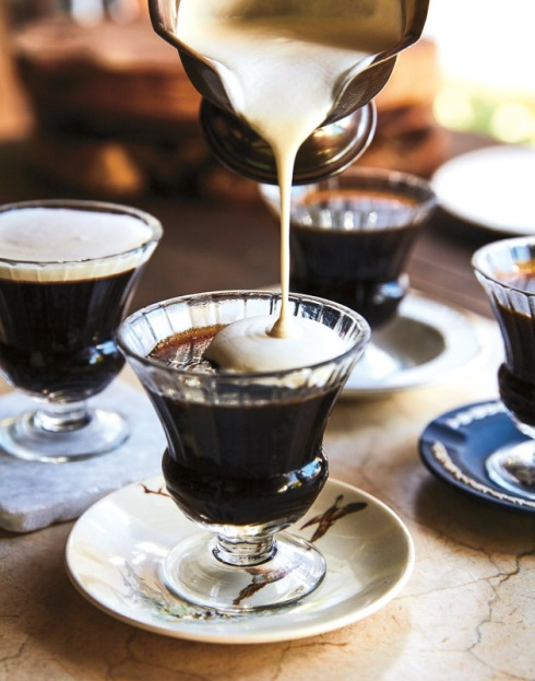 Irish Coffee jelly