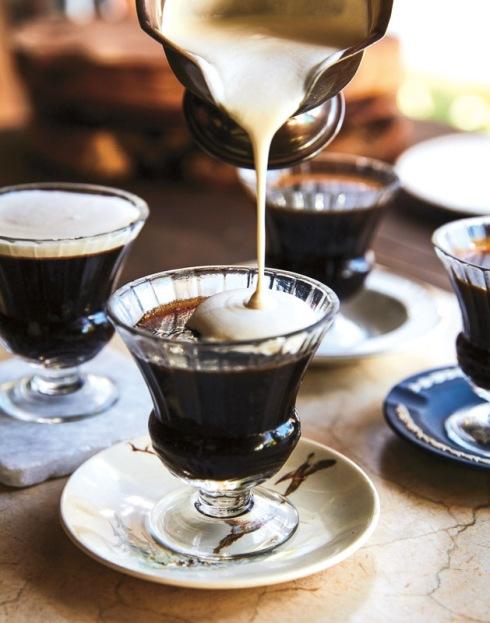 Irish Coffee jelly